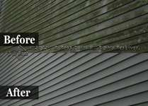 siding power washing